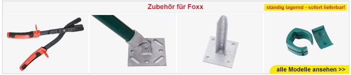 Zubehör für Foxx