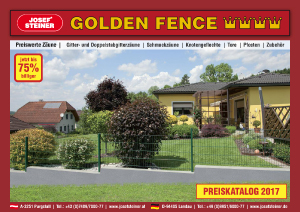 goldenfence