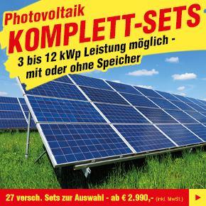 Ein Geschäft für Profis | photovoltaik