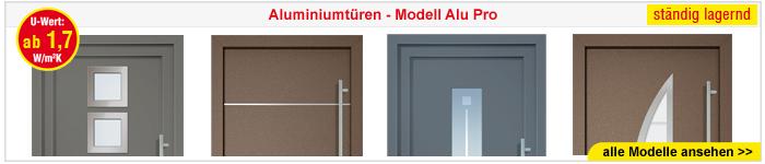 Alutüren  ALU - Türen - Haustüren - Haustüren