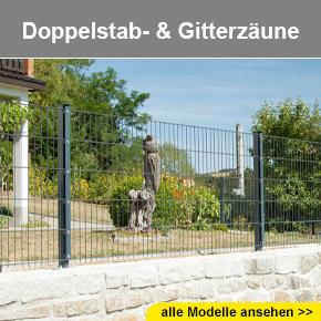 Favorit Zaun, Gartenzaun, Aluzaun, Sichtschutz beim Zaunspezialist Josef AX49