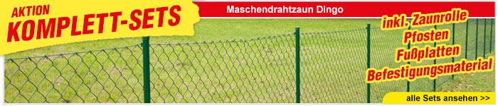 Maschendrahtzaun Sets