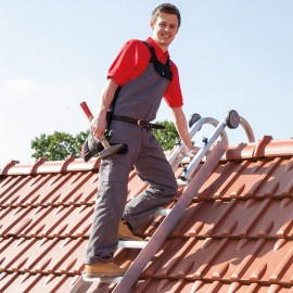 Alu Dachleiter