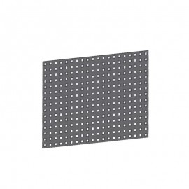Edelstahl Lochblech mit Quadratlochung 20 x 20 mm