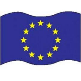Knatterfahnen Europa