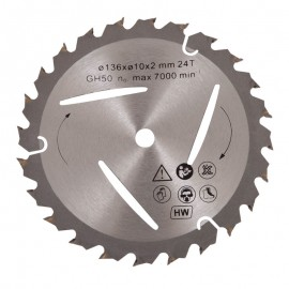 Kreissägeblatt für Holz
